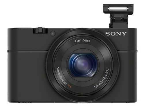Sony introduces Cyber-shot RX100 compact camera with 20.2MP sensor