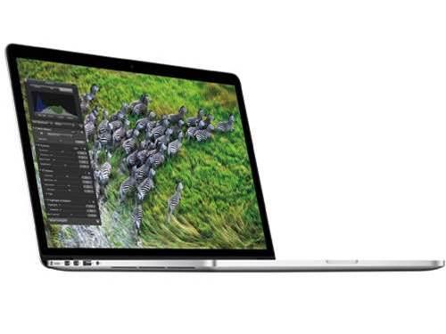 First look: retina display MacBook Pro