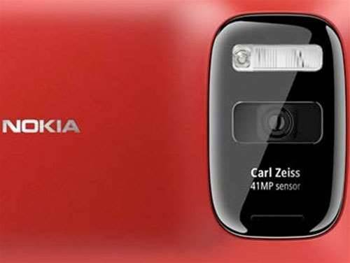 Nokia preps 41MP camera for Lumia phones