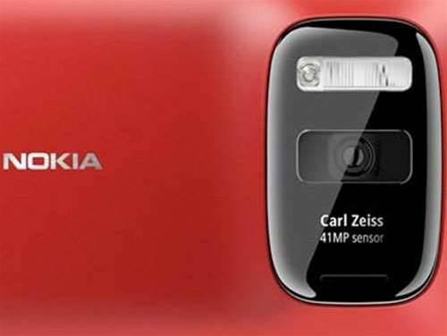 Nokia preps 41MP camera for Lumia phones