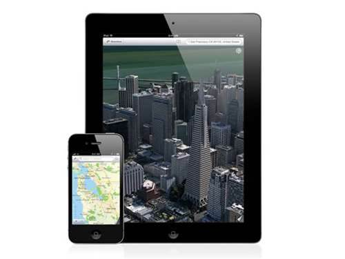Apple partners with TomTom for iOS 6 Maps
