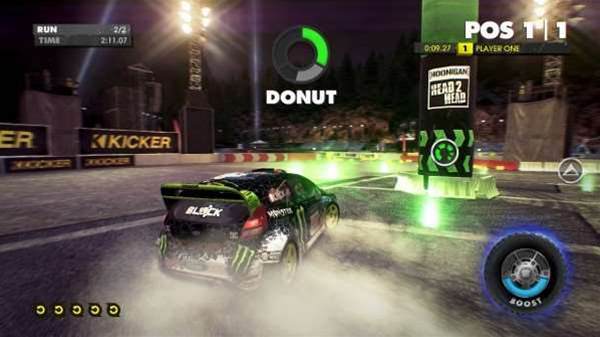 Dirt Showdown review - just too simple