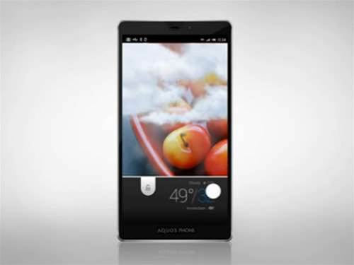 Sharp's Feel UX Android skin takes on HTC Sense