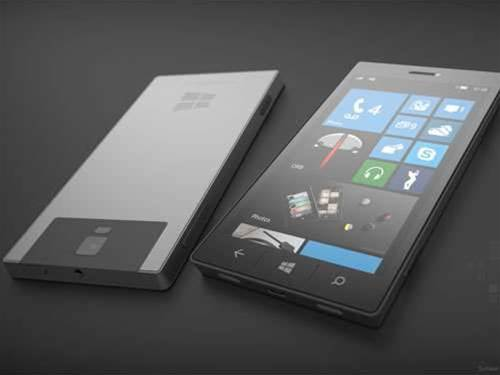 Holy hybrid: Microsoft Surface meets Windows Phone 8