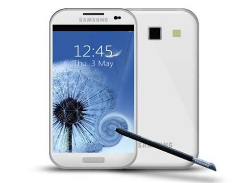 Samsung Galaxy Note 2 set to drop: report