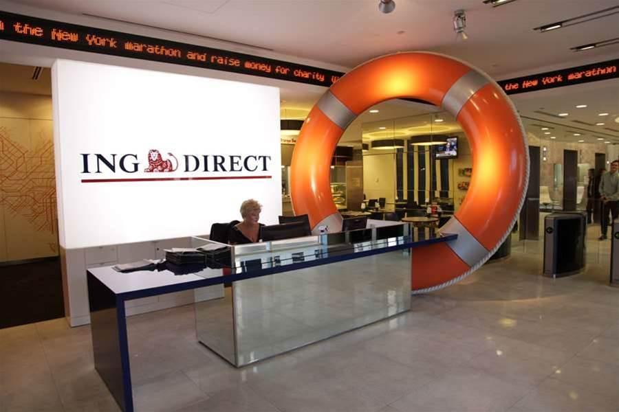 ING Direct banks on Windows 8