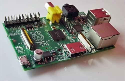 Raspberry Pi getting 5MP camera