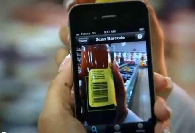 Nestlé shares product data with iOS app