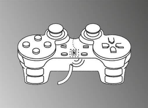 Apple patents game controller