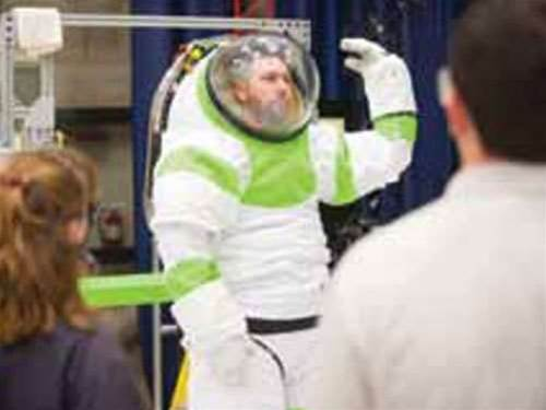 Meet the Z-1, NASA's first new spacesuit in 20 years