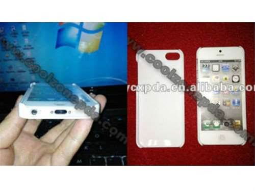 Has an iPhone 5 been smuggled out of the factory?
