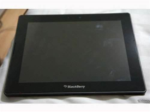 BlackBerry PlayBook 10in leaks