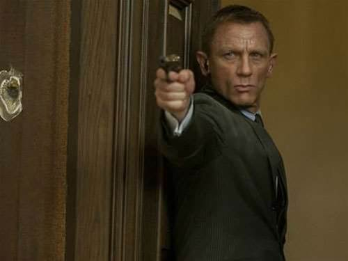 New James Bond film Skyfall gets two new trailers
