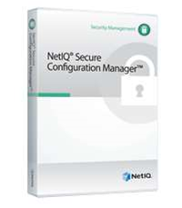 NetIQ Secure Configuration Manager
