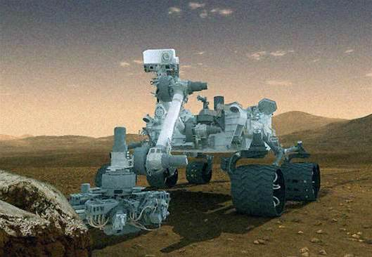 Space tech: Watch NASA's Mars rover landing live today