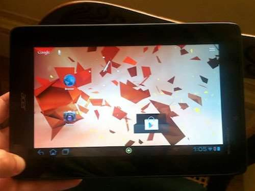 Acer Iconia A110 takes on Nexus 7
