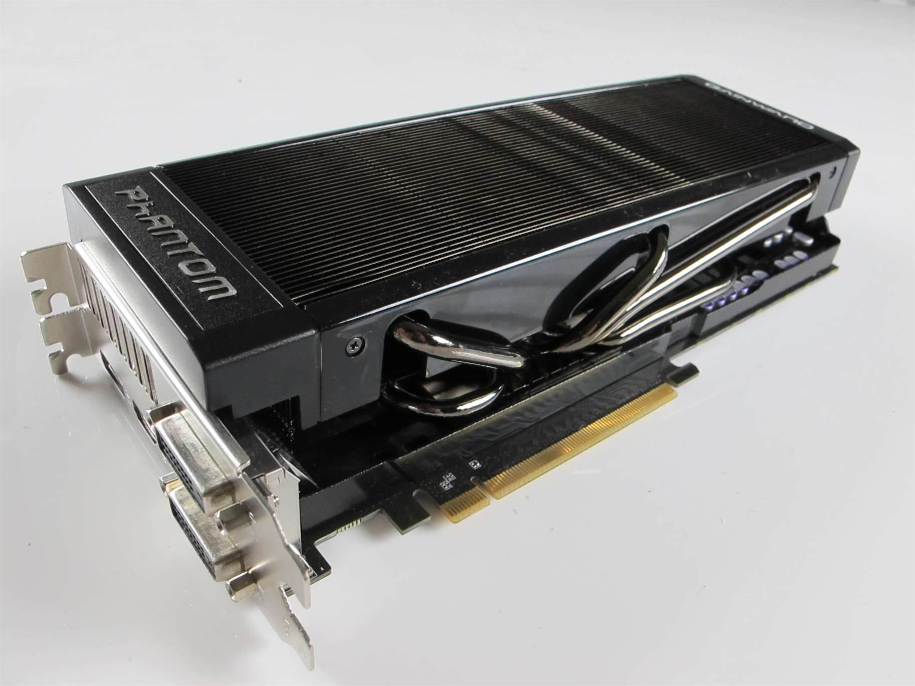 Review: Gainward GTX 660Ti