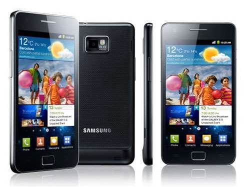 Samsung Galaxy S II getting Android Jelly Bean in September or October