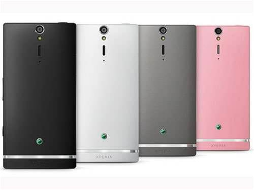 Sony announces Xperia SL