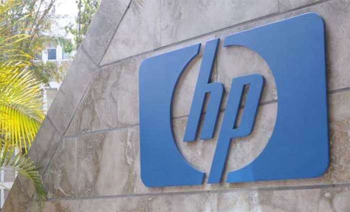 HP shares jump on reported company split