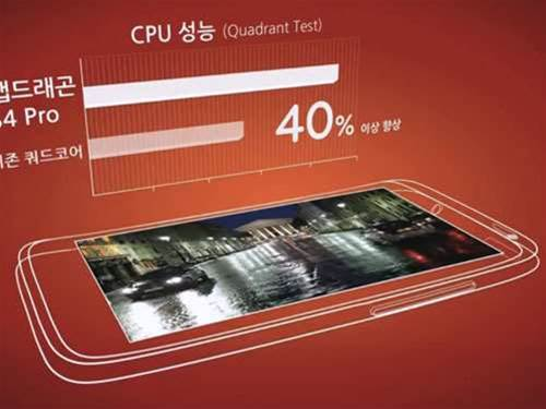LG lets details slip on Optimus G