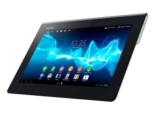Sony outs first Xperia tablet