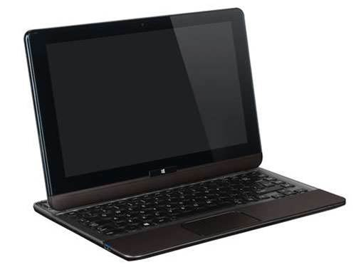 Toshiba U920T – another sliding ultrabook