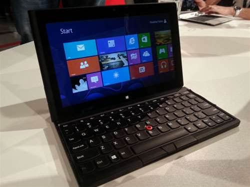 Lenovo ThinkPad Tablet 2 hands on preview