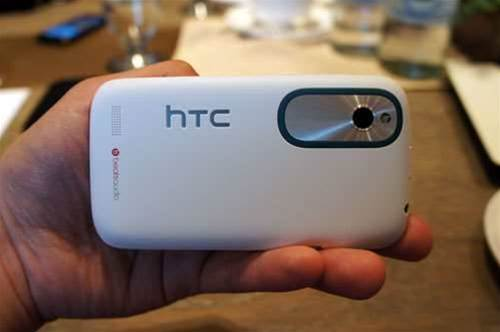 Hands on: HTC Desire X