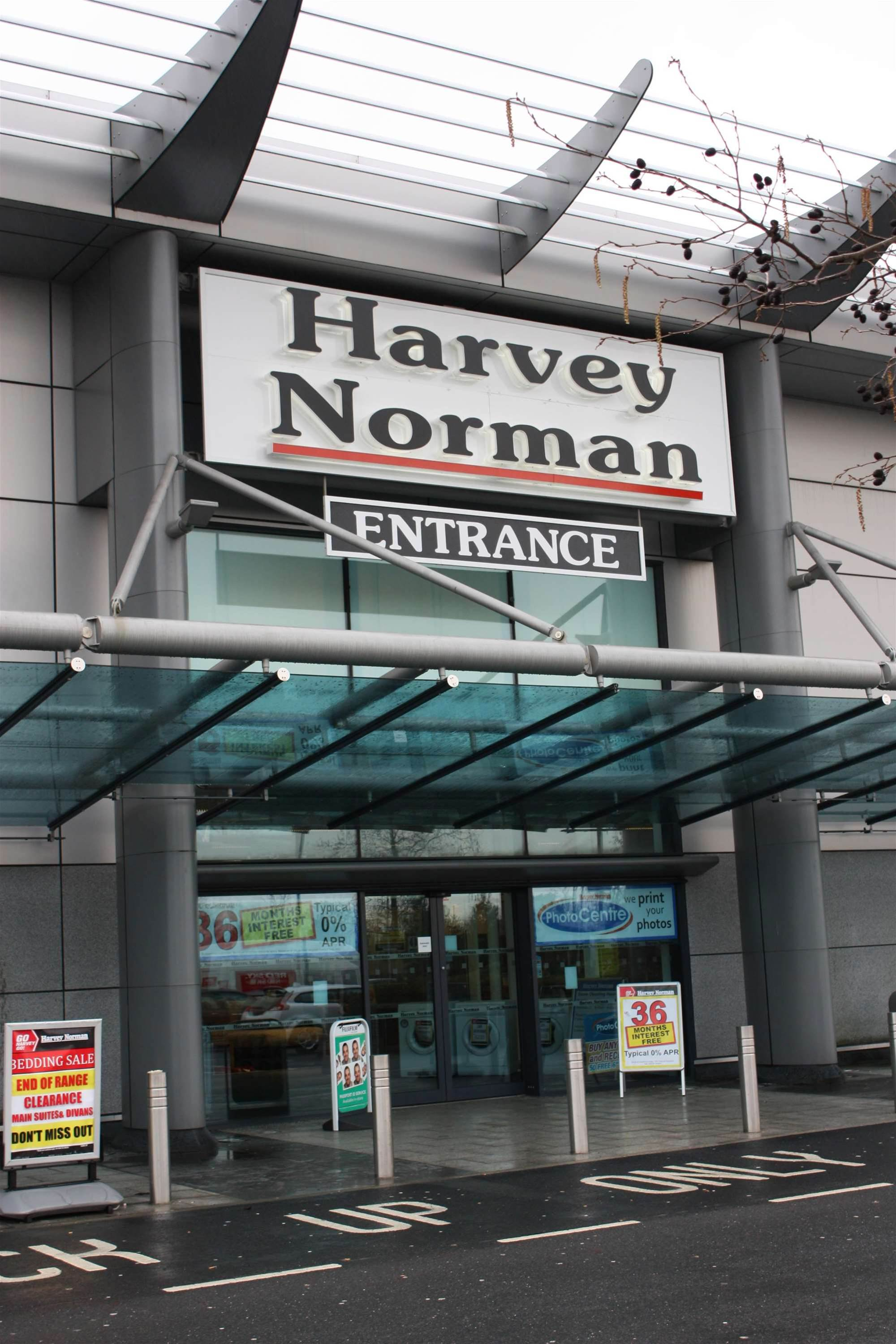 Exclusive: Inside Harvey Norman's Windows 8 'blitzkrieg'