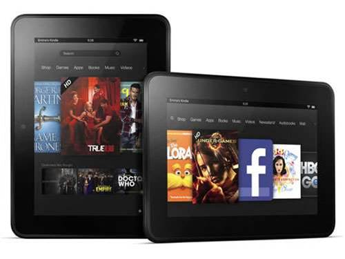 Amazon updates Kindle range, no Australian details yet