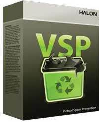 Halon Security Virtual Spam Prevention (VSP)