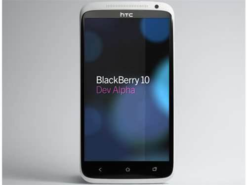 HTC may license BB10: report