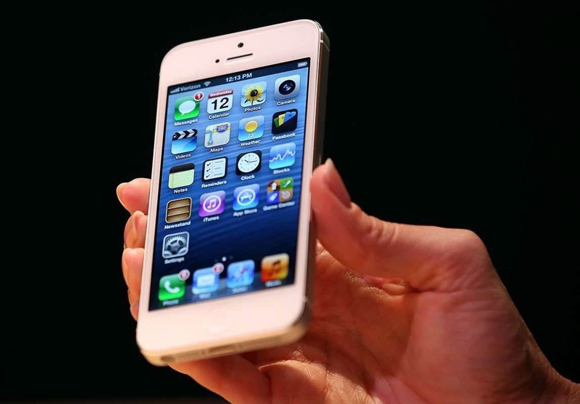 Apple shares hit record high on iPhone 5 fever