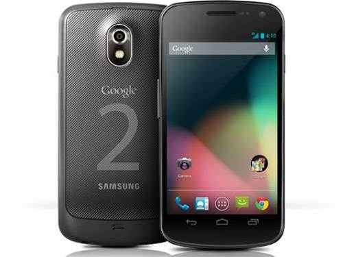 Galaxy Nexus 2 specs leak