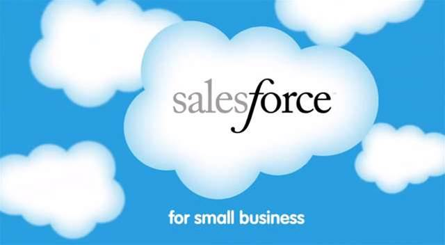 Salesforce's rapid smartphone development platform