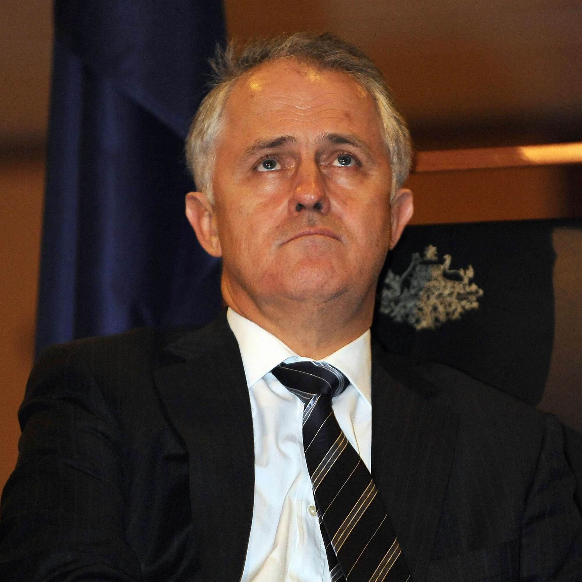 Turnbull warns on data retention laws