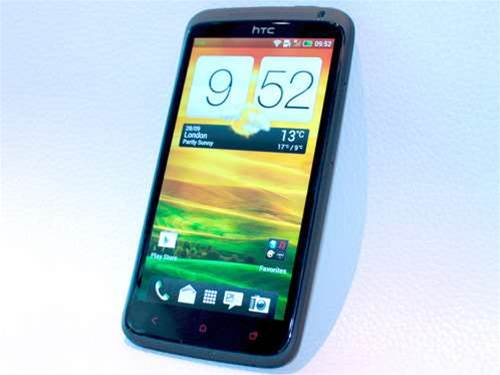 Hands on: HTC One X+