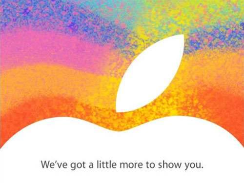 Apple confirms 23 October event – iPad Mini ahoy!