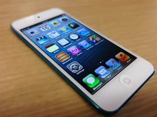 Apple iPod Touch 5G unboxing