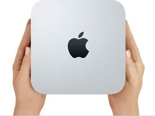 Apple reveals new Mac Mini