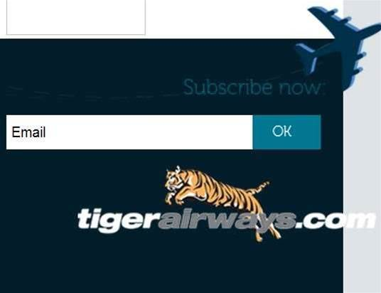 Tiger Airways mauled by ACMA for Spam Act breaches