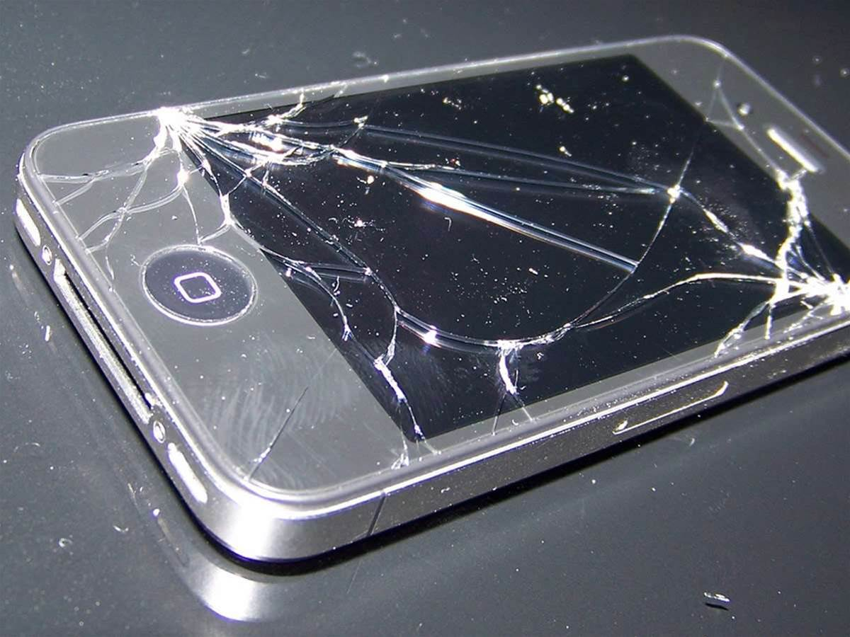 New self-healing plastic could spell the end for broken gadgets