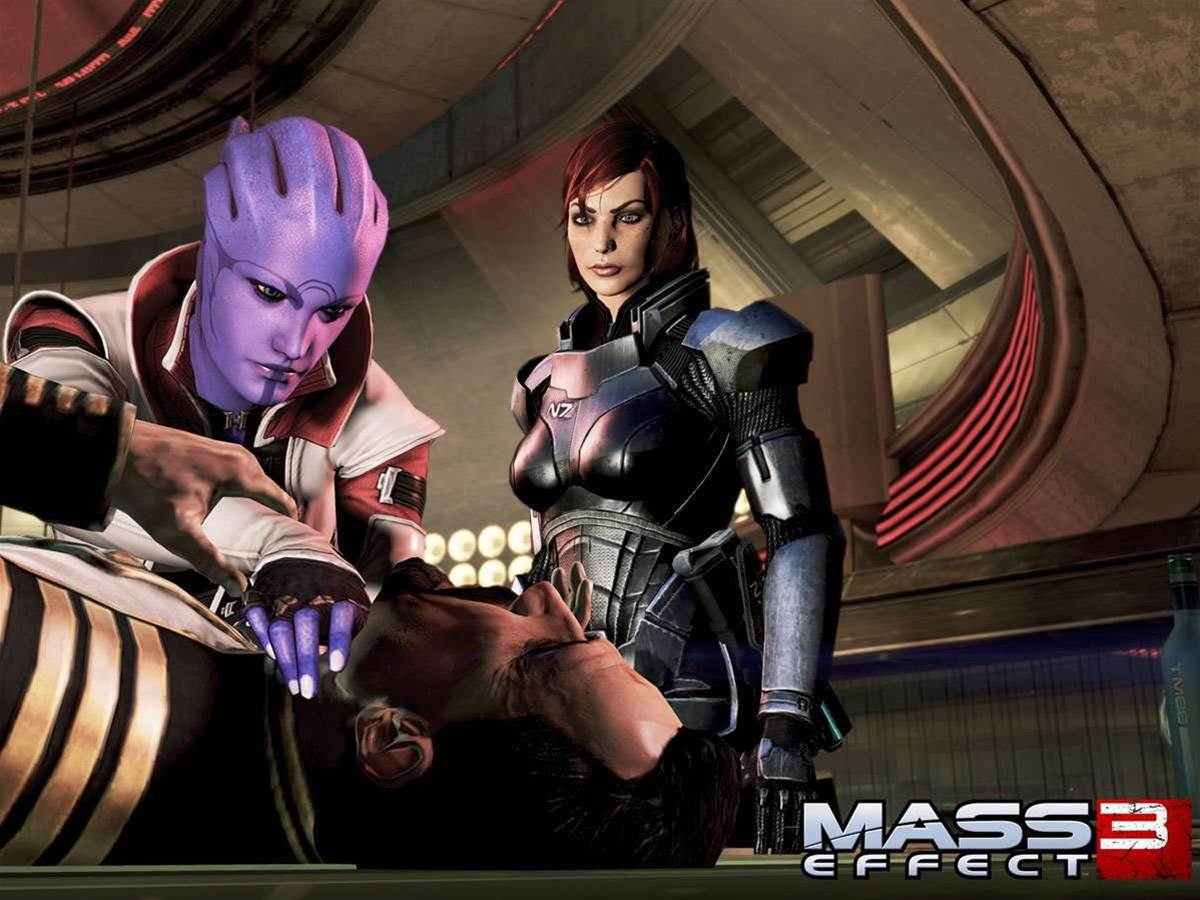 Mass Effect 3: Omega launch trailer released