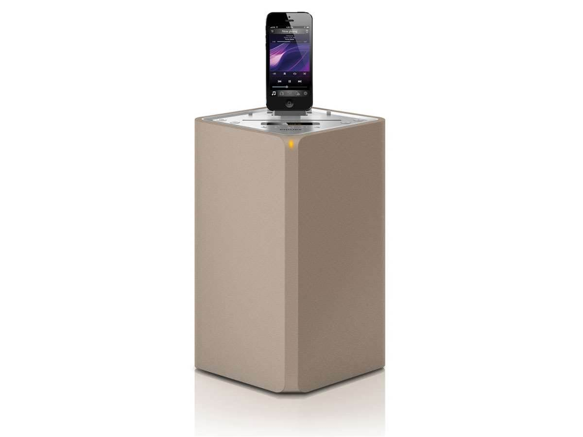 Philips reveals Lightning-equipped iPhone docks