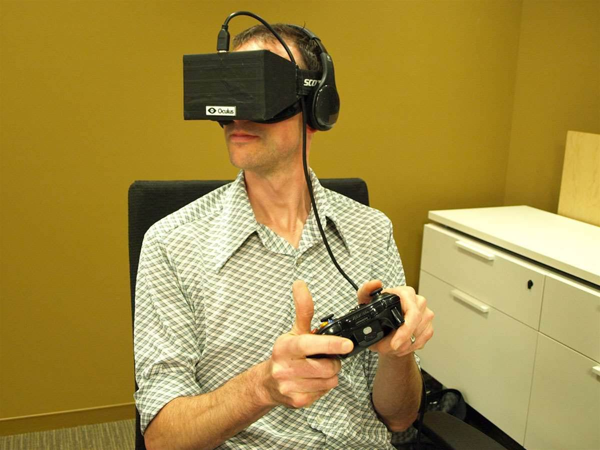 Facebook buys Oculus Rift makers for $US2 billion