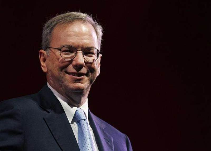 Google's Schmidt to sell 42 percent of stake