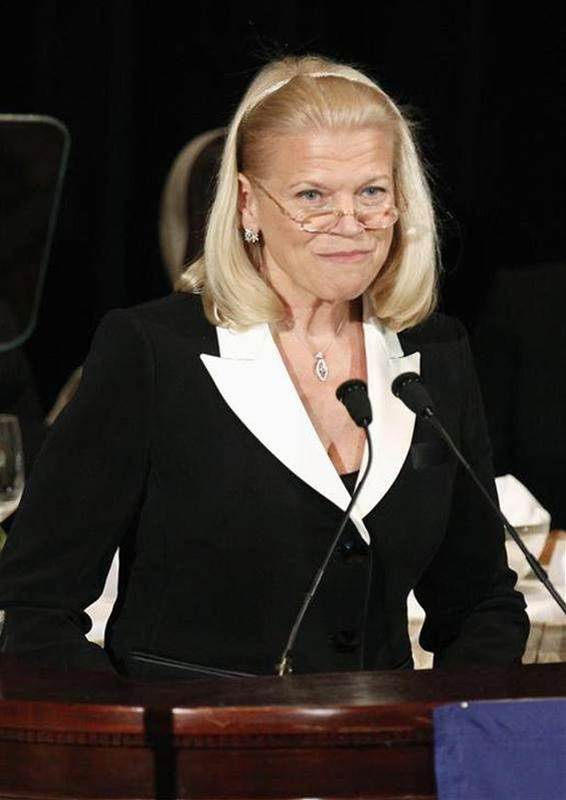 IBM CEO Rometty urges employees to act faster