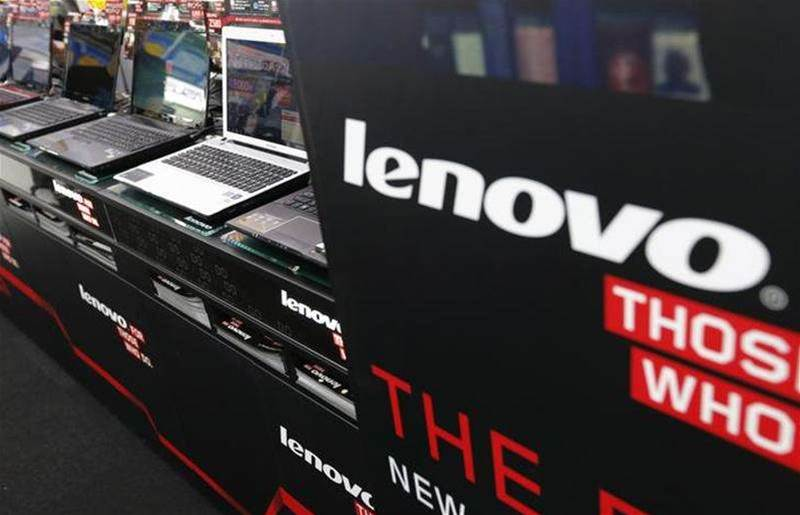 Lenovo shows growth amid massive change