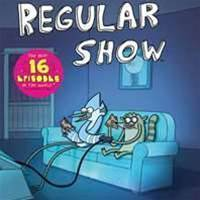 WIN >> Regular Show on DVD